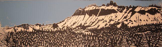 Castle Peak- Winter